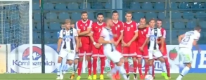 Mladost Podgorica 0:3 Sturm Graz