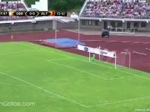Dinamo Brest - Altach 0:3