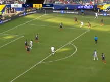 Kostaryka 1:0 Gujana Francuska