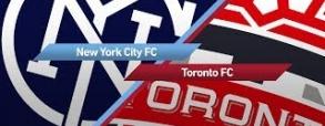 New York City FC 2:2 Toronto FC