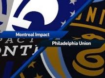 Montreal Impact 2:1 Philadelphia Union