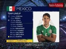 Meksyk 1:0 Honduras