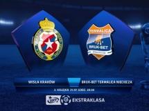 Wisła Kraków 1:0 Termalica Bruk-Bet Nieciecza