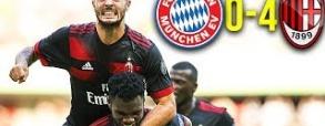 Bayern Monachium 0:4 AC Milan