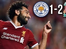 Leicester City 1:2 Liverpool