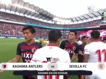Kashima 2:0 Sevilla FC