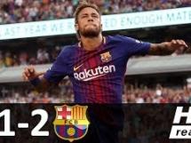Juventus Turyn 1:2 FC Barcelona
