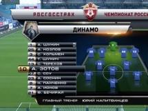 Dynamo Moskwa 0:1 Urał Jekaterynburg