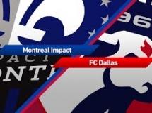 Montreal Impact - FC Dallas 1:2