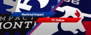 Montreal Impact 1:2 FC Dallas