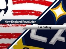 New England Revolution 4:3 Los Angeles Galaxy