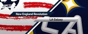 New England Revolution 4:3 Los Angeles Galaxy