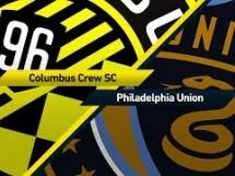 Columbus Crew - Philadelphia Union 1:0