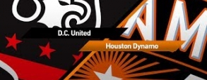 DC United 1:3 Houston Dynamo