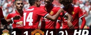 Real Madryt 1:1 (1:2) Manchester United
