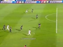 Partizan Belgrad 1:3 Olympiakos Pireus