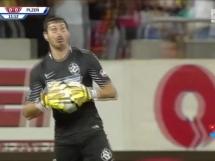 Steaua Bukareszt 2:2 Viktoria Pilzno