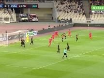 AEK Ateny 0:2 CSKA Moskwa