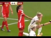 Rosja 0:2 Niemcy