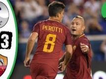 Tottenham Hotspur 2:3 AS Roma
