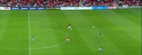 Hapoel Be'er Szewa 2:0 Ludogorets