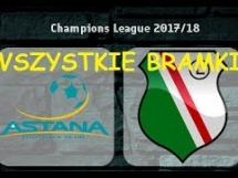 FK Astana 3:1 Legia Warszawa