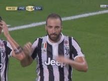 PSG 2:3 Juventus Turyn