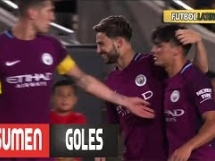 Manchester City 4:1 Real Madryt