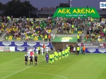 AEK Larnaka 2:0 Dynamo Mińsk