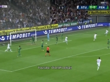 Sturm Graz 1:2 Fenerbahce