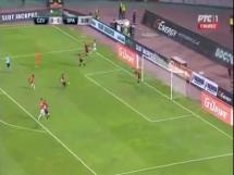 Crvena zvezda Belgrad 2:0 Sparta Praga