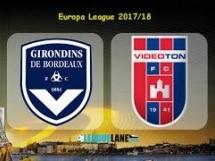 Bordeaux 2:1 Videoton