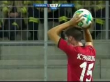 Freiburg 1:0 Domzale