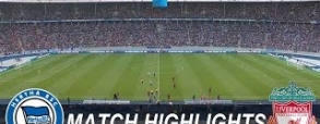 Hertha Berlin 0:3 Liverpool
