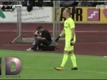 Werder Brema 2:2 West Ham United