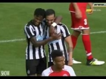 FSV Mainz 05 2:1 Newcastle United