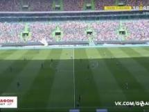 Sporting Lizbona 1:0 Fiorentina