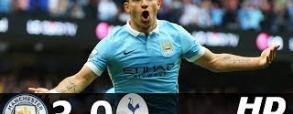 Manchester City 3:0 Tottenham Hotspur