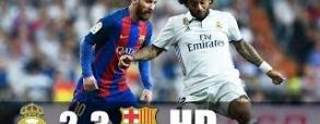 Real Madryt 2:3 FC Barcelona