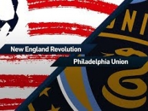 New England Revolution - Philadelphia Union 3:0