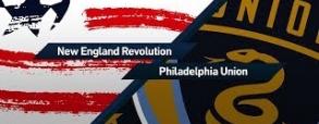 New England Revolution 3:0 Philadelphia Union