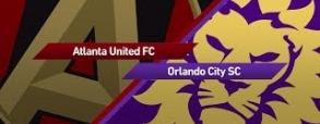 Atlanta United 1:1 Orlando City
