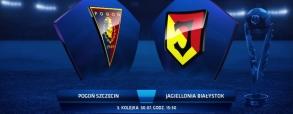 Pogoń Szczecin 0:1 Jagiellonia Białystok
