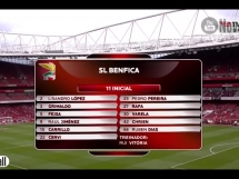 Benfica Lizbona - RB Lipsk 0:2