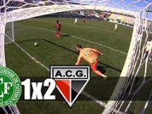Chapecoense 1:2 Atletico GO