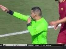 AS Roma - Juventus Turyn 1:1 (4:5)