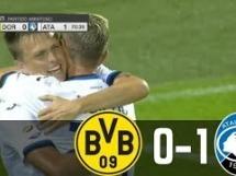 Borussia Dortmund 0:1 Atalanta