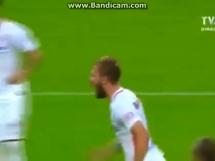 Viktoria Pilzno 1:4 Steaua Bukareszt