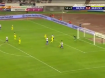Hajduk Split 2:0 Brondby IF