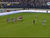 Osijek 1:0 PSV Eindhoven